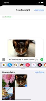 Apple iPhone 11 Pro Max - MMS - Erstellen und senden - Schritt 17