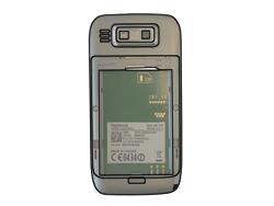 Nokia E72 - SIM-Karte - Einlegen - Schritt 4