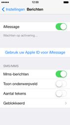 Apple iPhone 5 iOS 7 - MMS - Handmatig instellen - Stap 12
