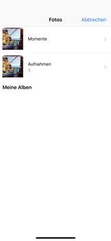 Apple iPhone X - MMS - Erstellen und senden - 12 / 17