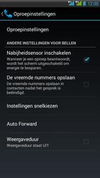 HTC Desire 516 - Voicemail - Handmatig instellen - Stap 5