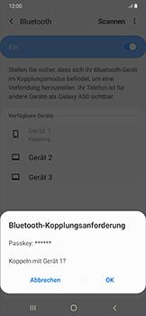 Samsung Galaxy A50 - Bluetooth - Geräte koppeln - Schritt 10