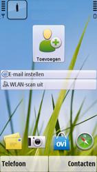 Nokia C5-03 - internet - automatisch instellen - stap 1