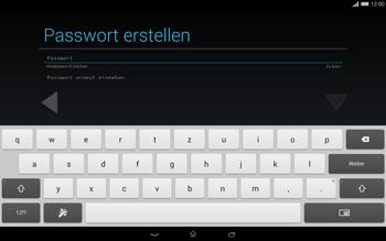 Sony Xperia Tablet Z2 LTE - Apps - Einrichten des App Stores - Schritt 11