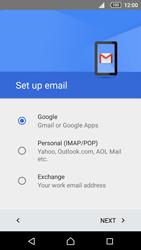 Sony Sony Xperia Z5 (E6653) - E-mail - Manual configuration (gmail) - Step 8