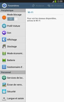 Samsung Galaxy Tab 3 8-0 LTE - Applications - Comment désinstaller une application - Étape 4