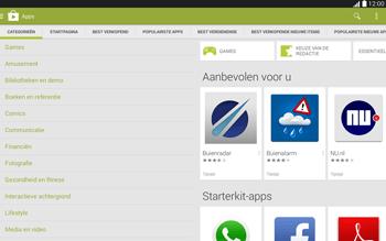 Samsung Galaxy Tab4 10.1 4G (SM-T535) - Applicaties - Downloaden - Stap 6