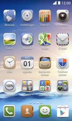 Huawei Ascend Y330 - Internet - Hoe te internetten - Stap 3