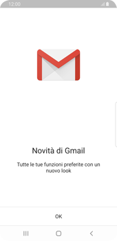 Samsung Galaxy S9 - Android Pie - E-mail - 032a. Email wizard - Gmail - Fase 5