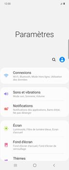 Samsung Galaxy Z flip - WiFi - Comment activer un point d'accès WiFi - Étape 4