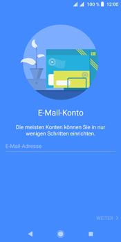 Sony Xperia L3 - E-Mail - Konto einrichten - Schritt 6