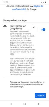 Samsung Galaxy A20e - E-mails - Ajouter ou modifier votre compte Gmail - Étape 12