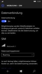 Microsoft Lumia 950 - Ausland - Auslandskosten vermeiden - Schritt 8