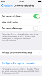 Apple iPhone 5c iOS 9 - Internet et roaming de données - Configuration manuelle - Étape 4