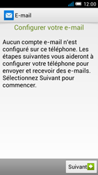 Alcatel One Touch Idol Mini - E-mail - configuration manuelle - Étape 6