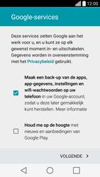 LG Spirit (H420F) - apps - account instellen - stap 13