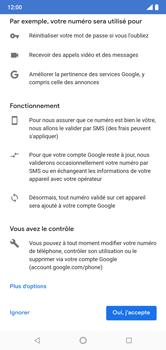 Nokia 7.1 - Applications - Créer un compte - Étape 13
