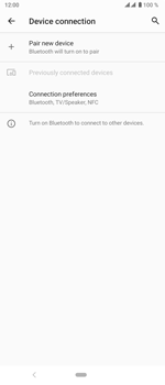 Sony Xperia 5 - Bluetooth - Connecting devices - Step 5