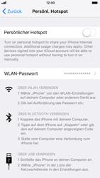 Apple iPhone 6 - Internet - Mobilen WLAN-Hotspot einrichten - 7 / 9