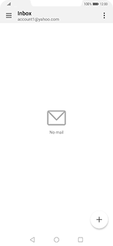 Huawei Mate 20 Pro - Email - 032b. Email wizard - Yahoo - Step 3