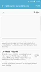 Samsung Galaxy S6 Edge (G925F) - Android M - Internet - activer ou désactiver - Étape 6