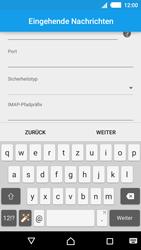 Sony Xperia M4 Aqua - E-Mail - Konto einrichten - 10 / 22