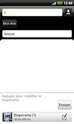 HTC A9191 Desire HD - MMS - envoi d'images - Étape 12