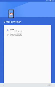 Samsung Galaxy Tab A 10-1 - E-Mail - Konto einrichten (gmail) - Schritt 9