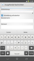 Sony Xperia Z1 Compact - E-Mail - Konto einrichten - 14 / 21