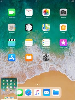 Apple iPad mini 3 - iOS 11 - Bildschirmfotos erstellen und sofort bearbeiten - 2 / 2