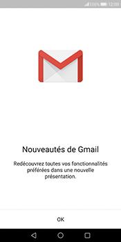 Huawei Mate 10 Pro - E-mail - Configuration manuelle (gmail) - Étape 4
