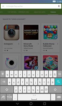 Huawei MediaPad T1 (7.0) - Apps - Herunterladen - Schritt 13
