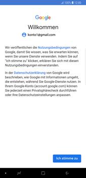 Samsung Galaxy Note9 - E-Mail - Konto einrichten (gmail) - Schritt 11