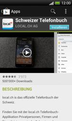HTC One SV - Apps - Installieren von Apps - Schritt 7