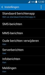 Samsung Galaxy Trend 2 Lite (G318H) - SMS - SMS-centrale instellen - Stap 6
