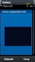 Samsung I8910 HD - E-mail - handmatig instellen - Stap 9