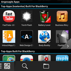 BlackBerry Q5 - Apps - Herunterladen - 14 / 25