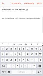 Samsung Galaxy S7 edge - E-mail - Hoe te versturen - Stap 11