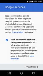 Wiko U-Feel Lite - E-mail - Handmatig instellen (gmail) - Stap 14