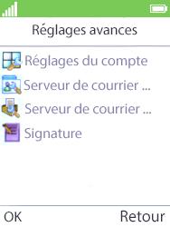 Mobiwire Doli - E-mails - Ajouter ou modifier un compte e-mail - Étape 28