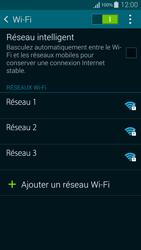 Samsung G850F Galaxy Alpha - Wi-Fi - Accéder au réseau Wi-Fi - Étape 6