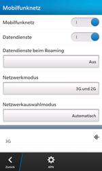 BlackBerry Z10 - Ausland - Im Ausland surfen – Datenroaming - 8 / 12