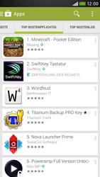 HTC Desire 601 - Apps - Herunterladen - 7 / 20