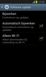 Samsung S7390 Galaxy Trend Lite - Software update - update installeren zonder PC - Stap 6