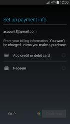 Samsung A500FU Galaxy A5 - Applications - Create an account - Step 20
