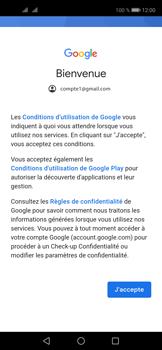 Huawei Nova 5T - E-mails - Ajouter ou modifier votre compte Gmail - Étape 10