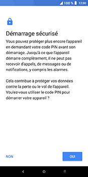 Alcatel 3L - Sécuriser votre mobile - Activer le code de verrouillage - Étape 7