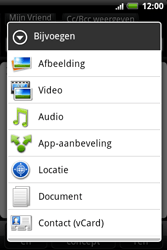 HTC A510e Wildfire S - E-mail - Hoe te versturen - Stap 10