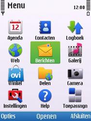 Nokia 6700 slide - MMS - handmatig instellen - Stap 16