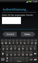 HTC One SV - Apps - Konto anlegen und einrichten - 12 / 18